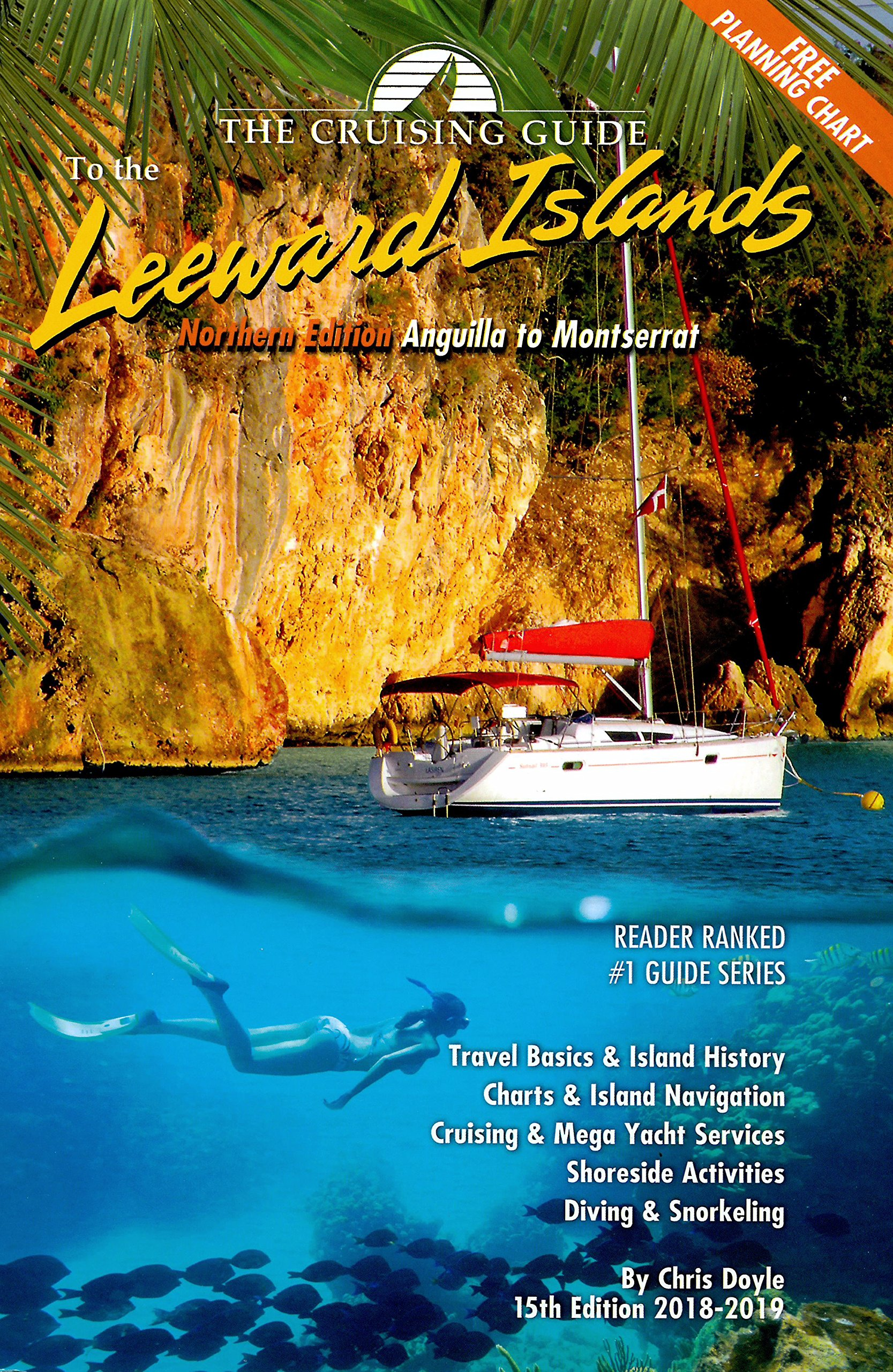 Amazon.com: The Cruising Guide to the Northern Leeward ...