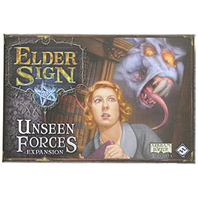 Elder Sign: Unseen Forces Expansion: Toys & Games