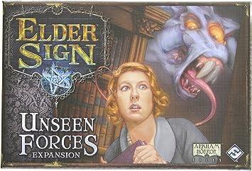El Símbolo Arcano - Fuerzas Ocultas, Juego de Mesa (Edge Entertainment SL02): unknown: Amazon.es: Juguetes y juegos