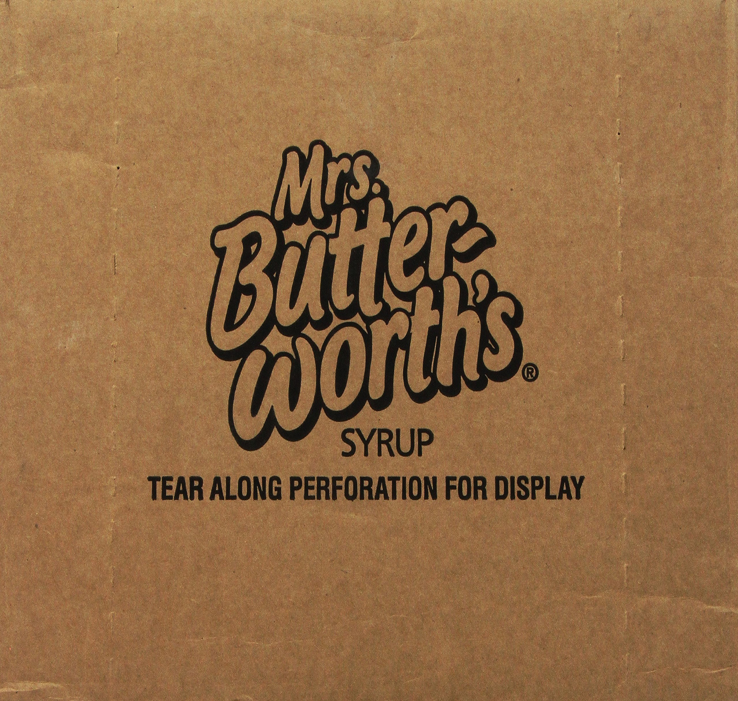 Mrs. Butterworth's Syrup, Original, 24 Ounce (Pack of 12) by Mrs. Butterworth