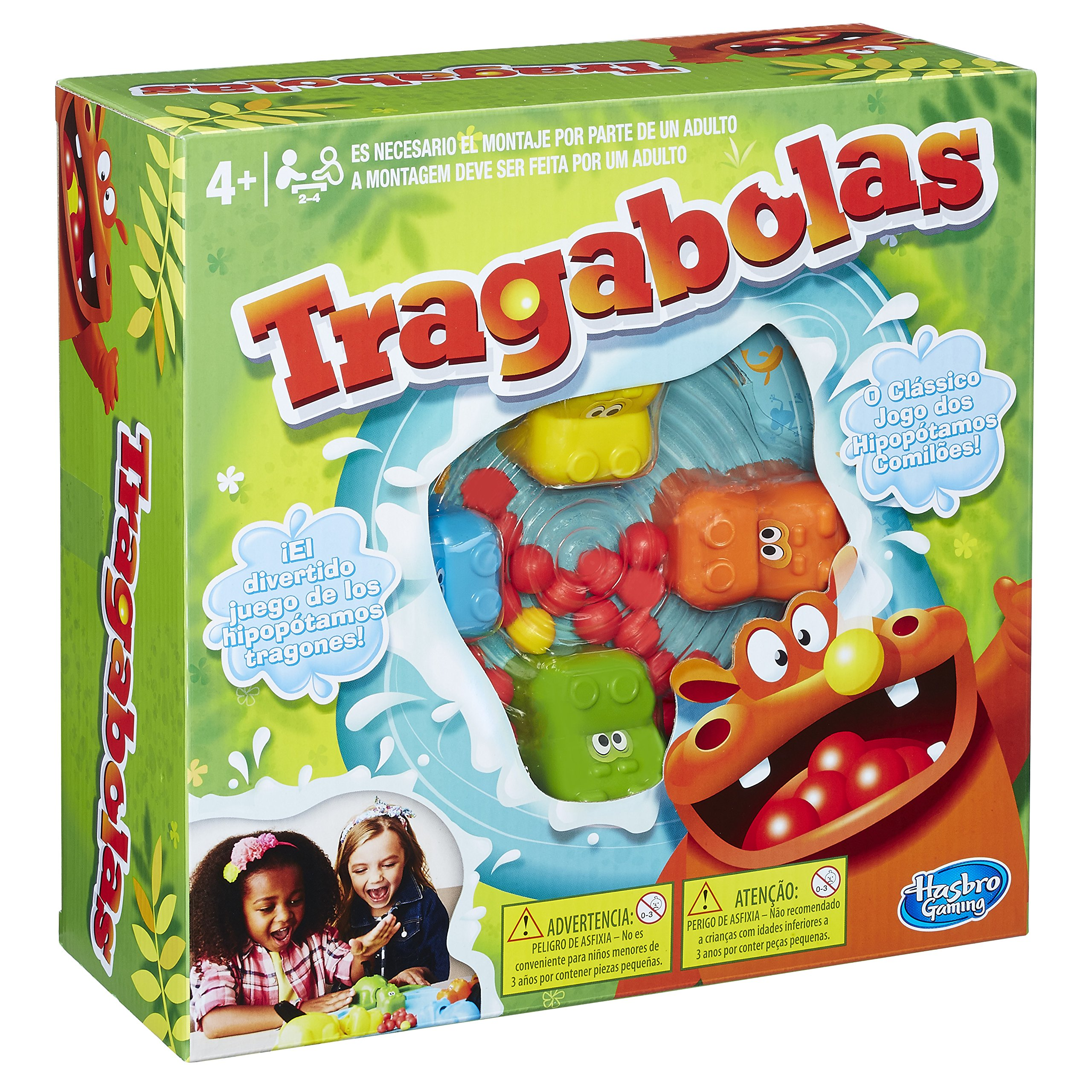Comprar Hasbro Gaming- Tragabolas (98936B09)