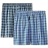 Hanes Men's Cotton Boxers (Pack of 2)