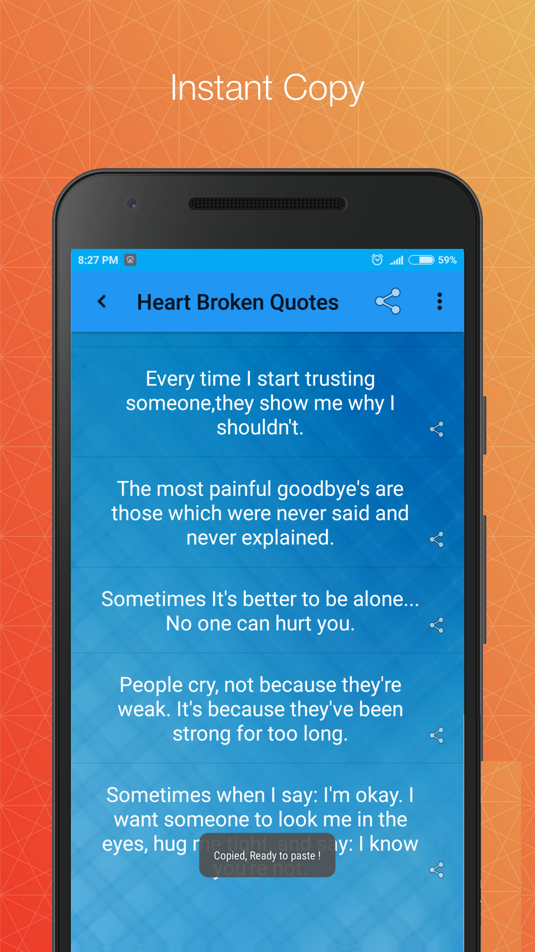 Amazon Quotus Quotes Sharing App Appstore for Android