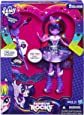My Little Pony Equestria Girls Dolls That Rock Twilight Sparkle with Microphone
