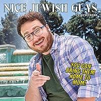 Nice Jewish Guys Wall Calendar 2020