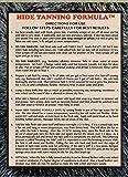Deer Hunter's & Trapper's Hide & Fur Tanning