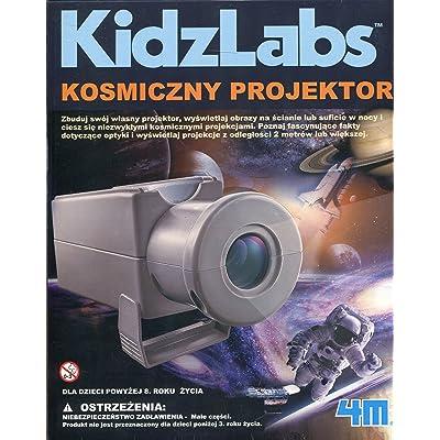 4M- Space Slide Projector Ciencia (00-03383): Juguetes y juegos