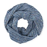 Pistil Women's Frenchi Infinity Scarf, Blue
