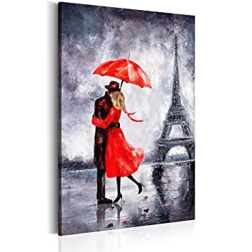 Leinwandbild Canvas Wandbild Kunstdruck Keilrahmenbild Städte Architektur Paris