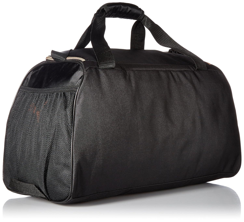 PUMA Evercat Align Women s Duffel Sports Bags, Black Gold, One Size   Amazon.co.uk  Clothing 37e512a4b3