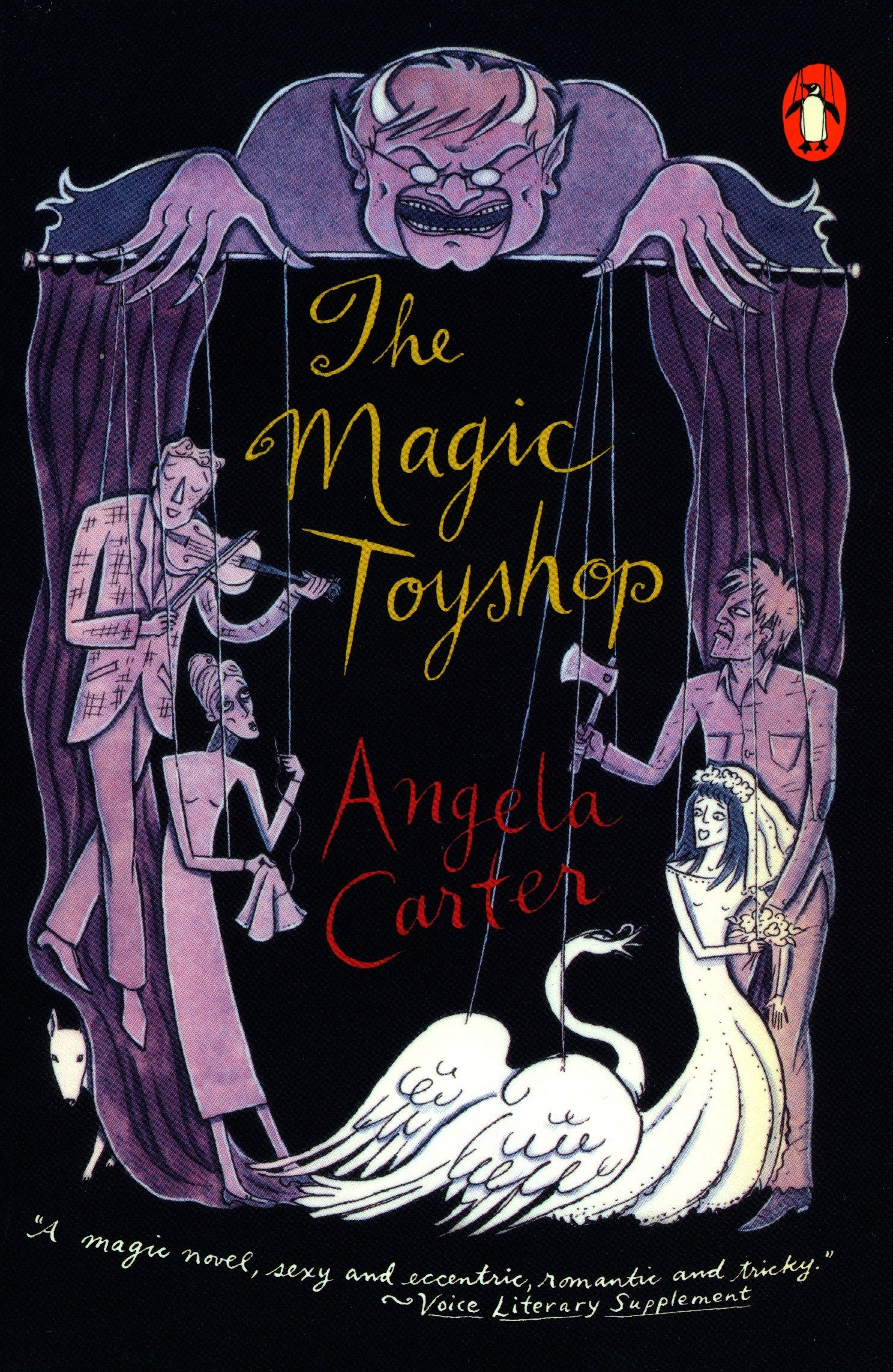 Read The Magic Toyshop By Angela Carter