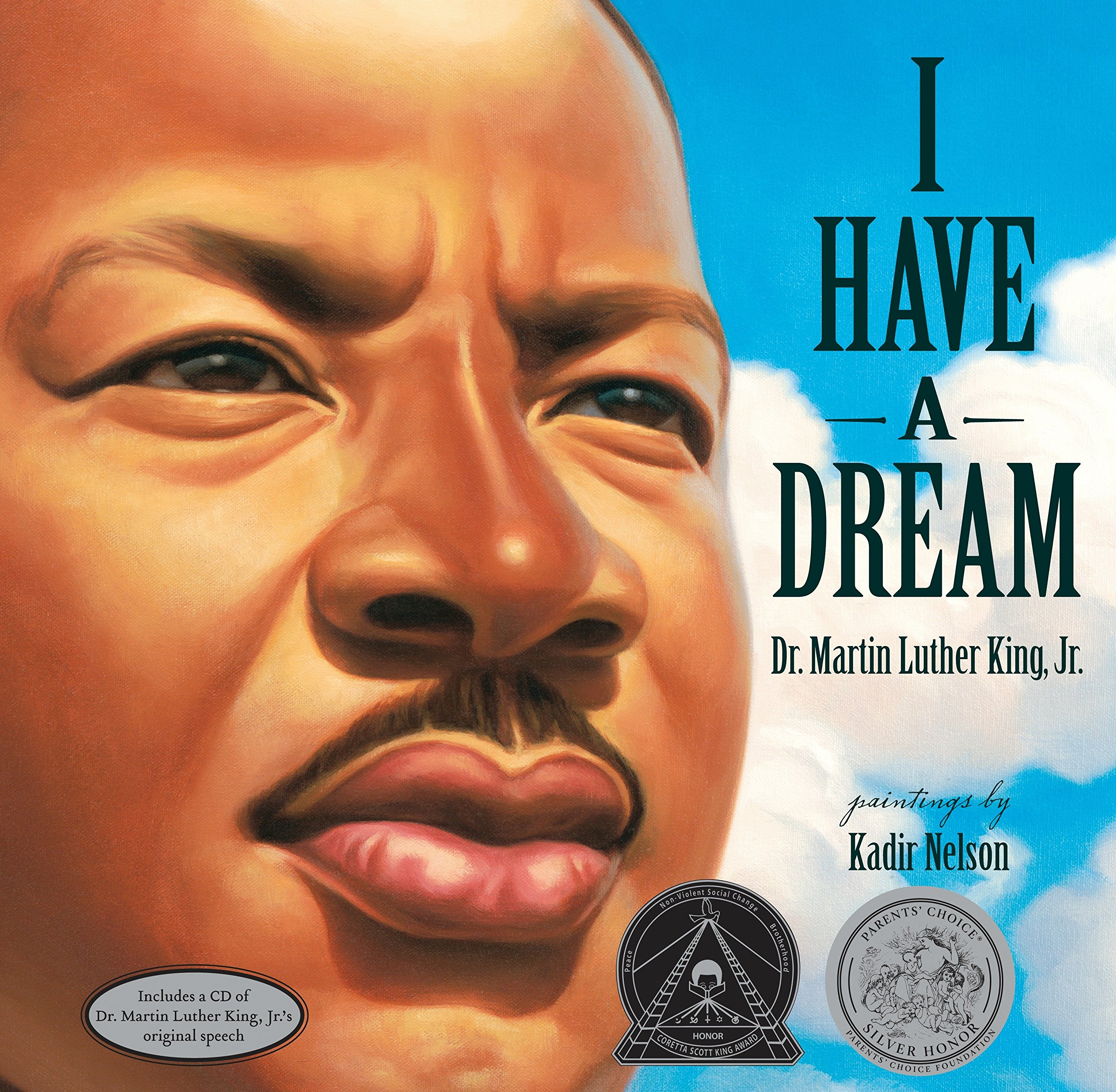 I Have a Dream (Book & CD): Dr  Martin Luther King Jr