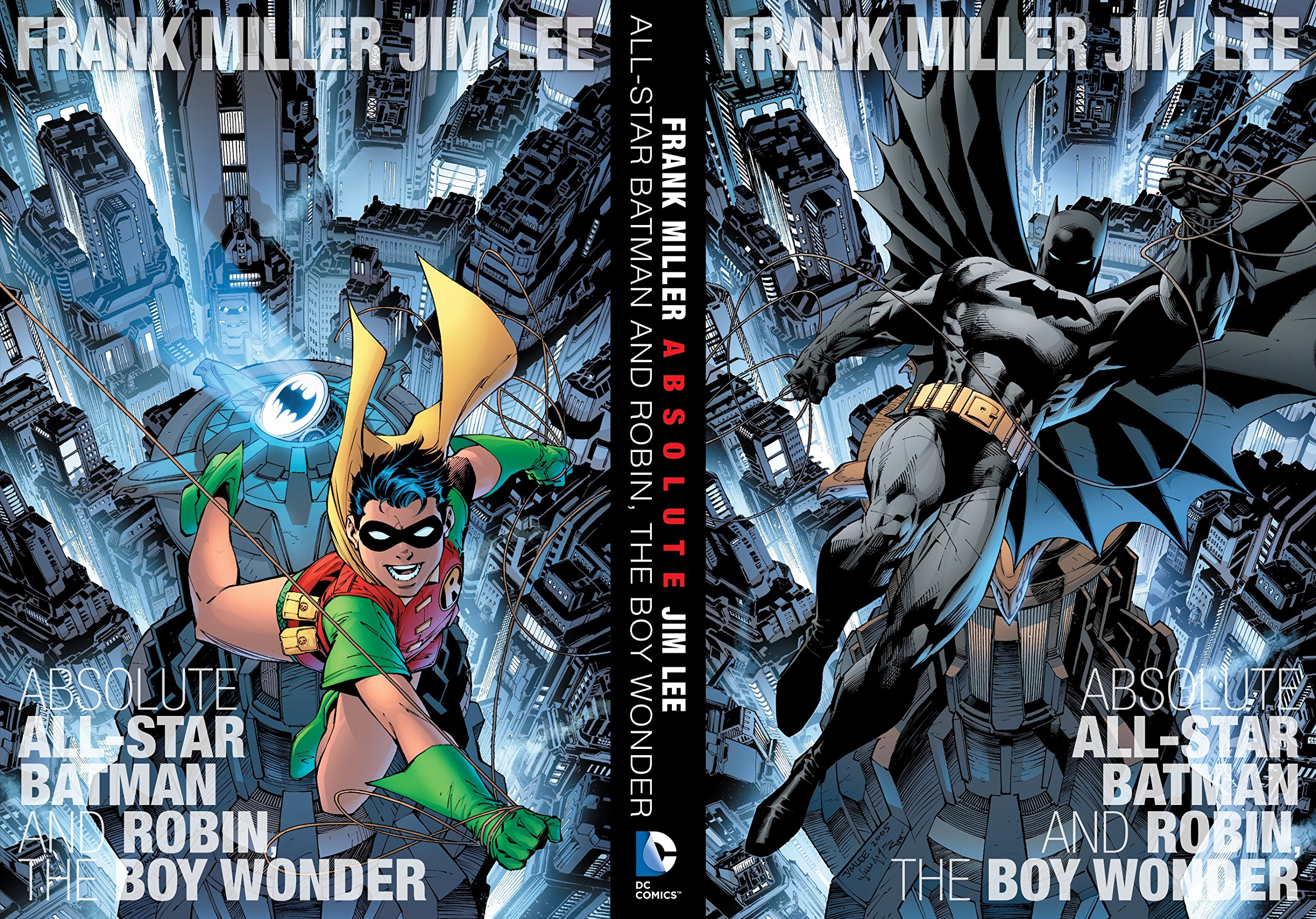 Absolute All-Star Batman And Robin, The Boy Wonder by imusti