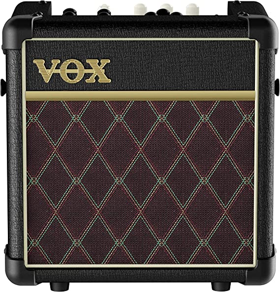 VOX Mini5 Rhythm Battery-Powered 5W Modeling Amplifier