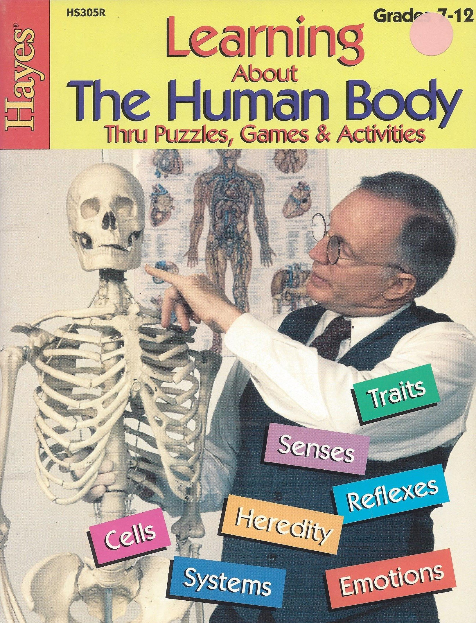 Learning About The Human Body Thru Puzzles, Games & Activities Grade 7-12 PDF