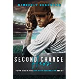 Second Chance Hero: A second chance romance novel (Bad Boys Redemption Book 1)