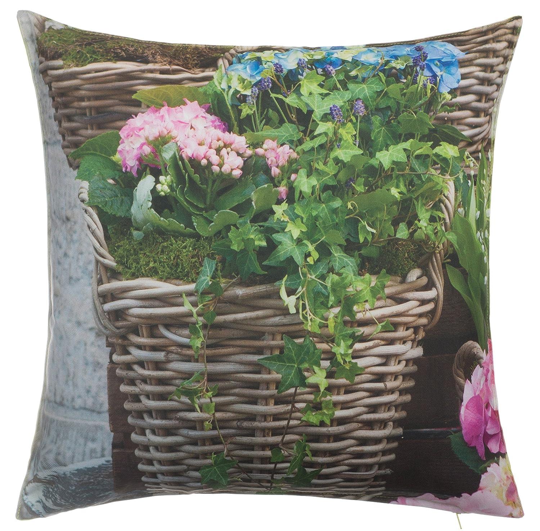 BRANDSSELLER Brand Sseller Outdoor Garden Furniture Set (Blumen1) Lounge Cushion