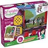 KNEX Mighty Makers Directors Cut Building Set (308 Piece)