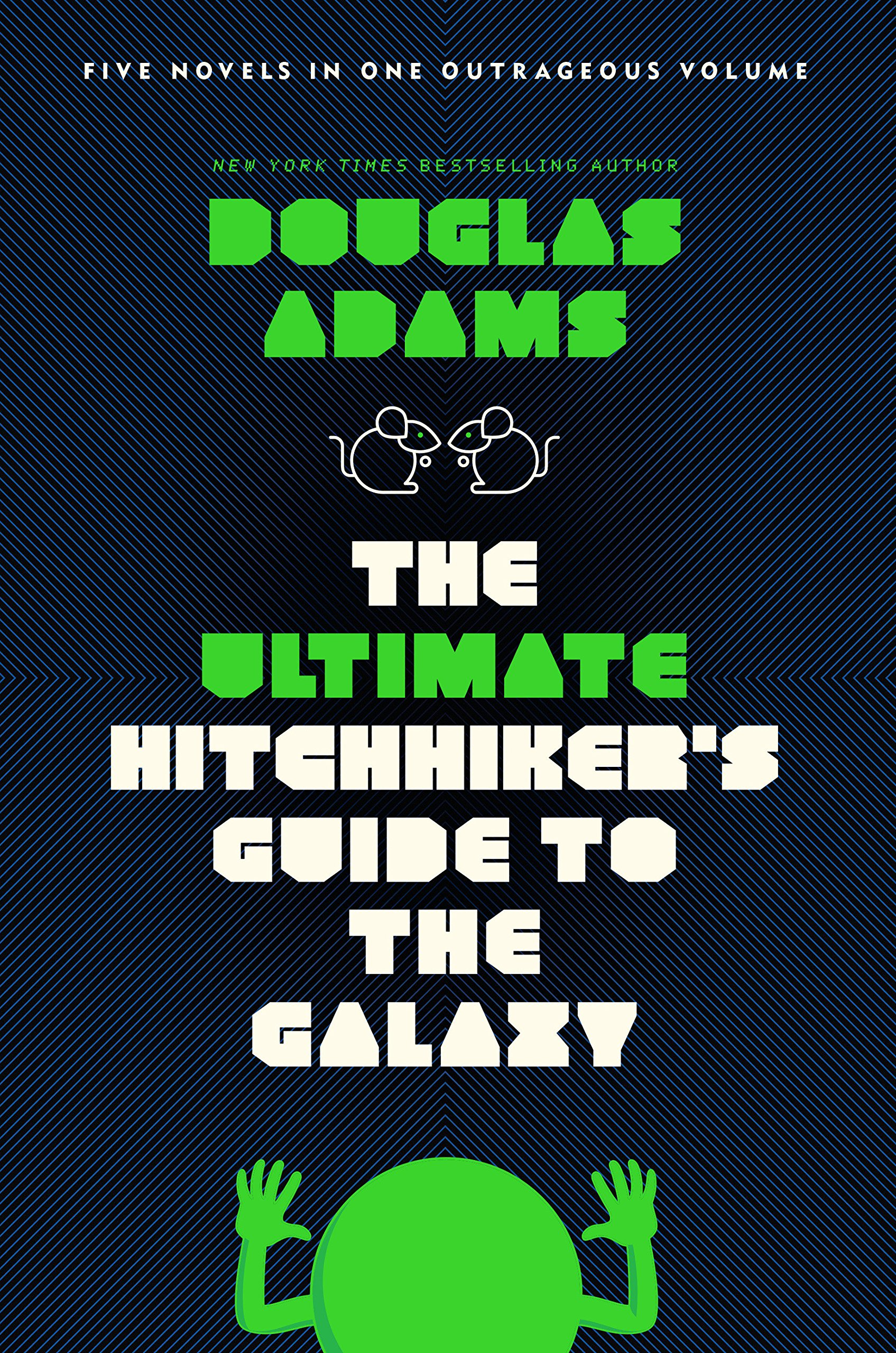 The Ultimate Hitchhiker's Guide to the Galaxy by Del Rey Books