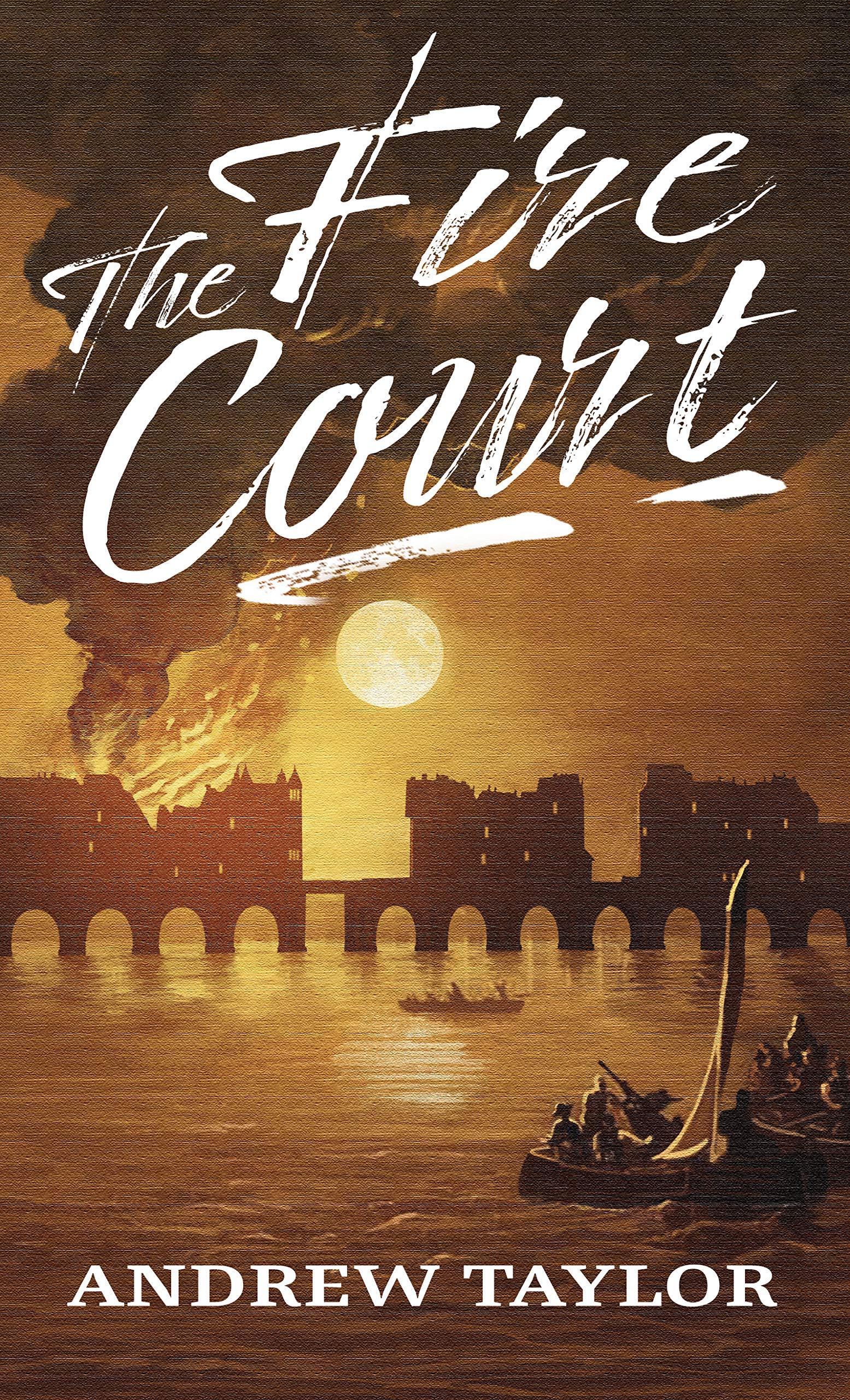 The Fire Court Thorndike Press Large Print Mystery Series: Amazon.es: Taylor, Andrew: Libros en idiomas extranjeros