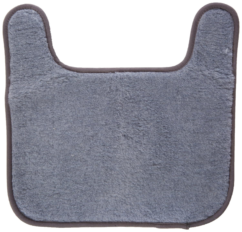 Trixie Bac à litière Tapis en peluche, gris, 50x 50cm 4011905402321