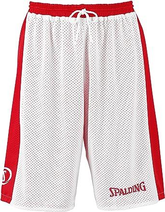 Spalding Essential - Pantalones Cortos de Baloncesto para Hombre: Amazon.es: Ropa y accesorios