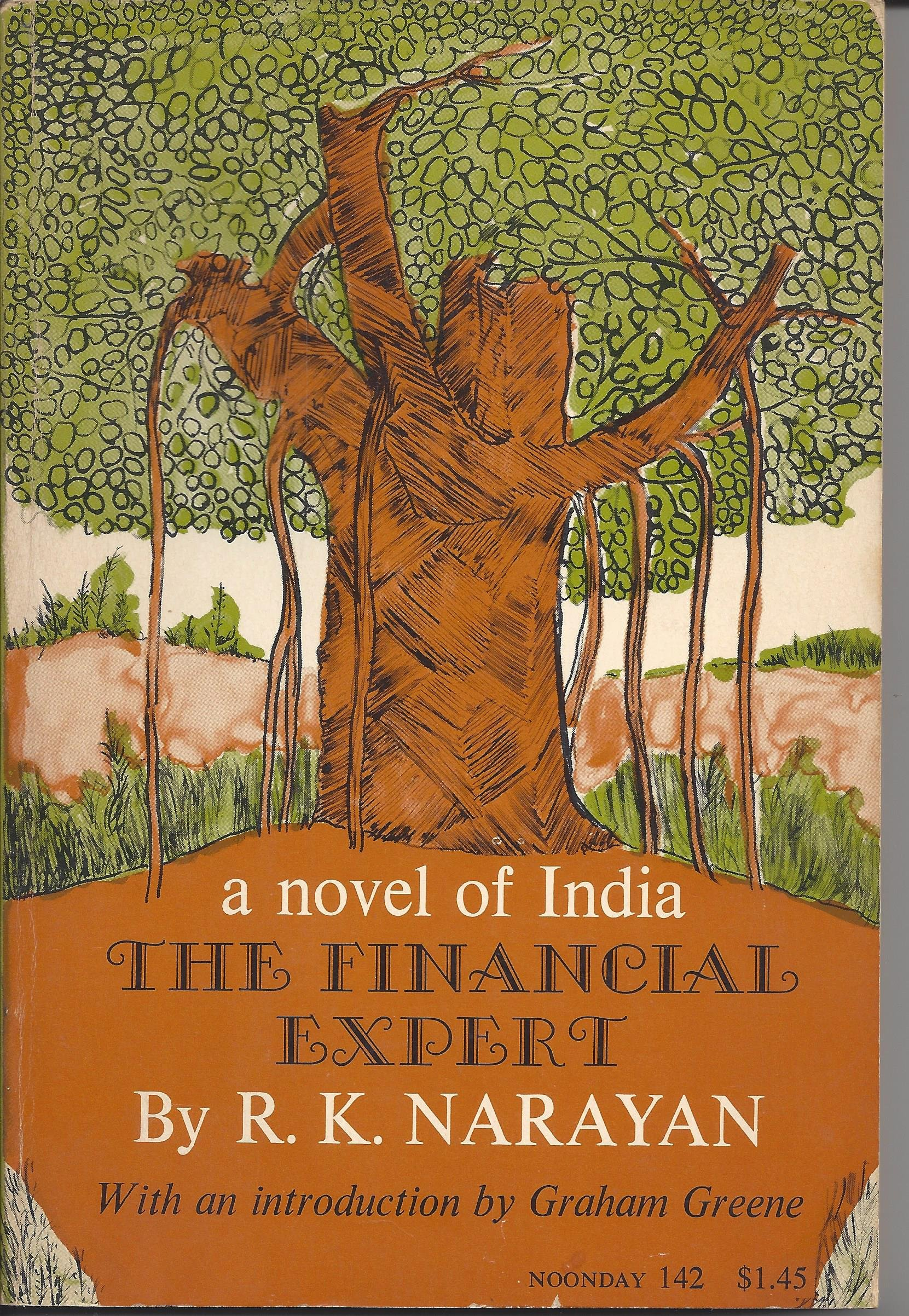 The Financial Expert with an Introduction by Graham Greene: Narayan, R.K.:  Amazon.com: Books