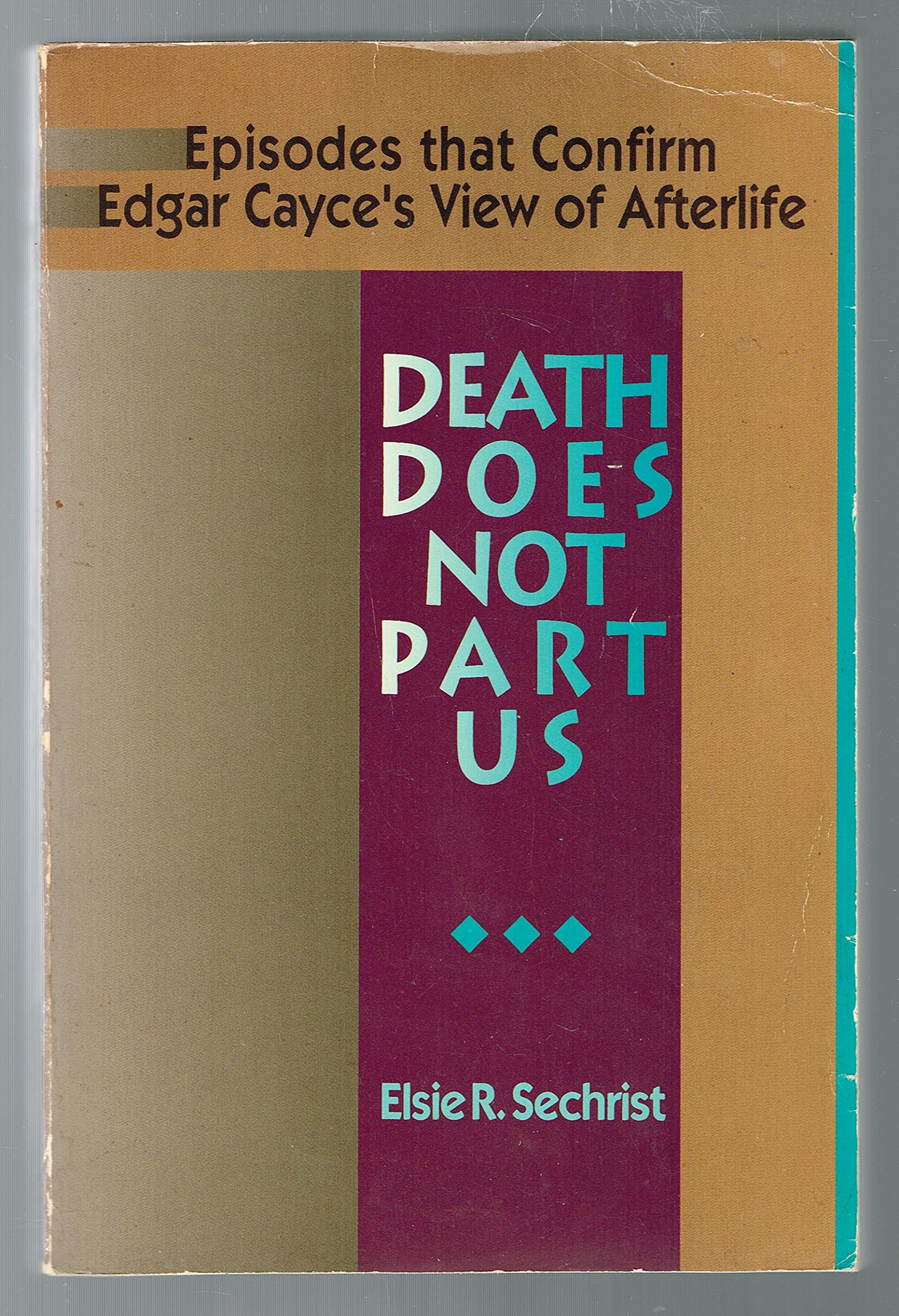 Amazon com: Death Does Not Part Us: Episodes that Confirm