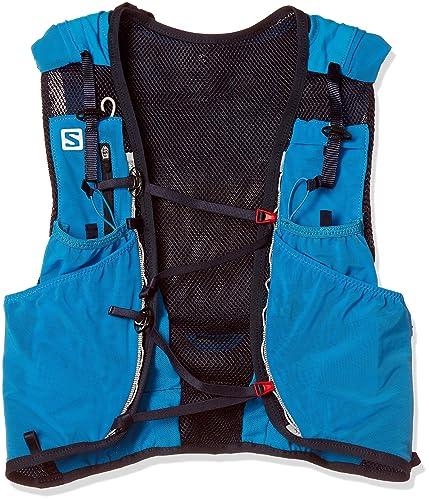 f7e315d7c303 [サロモン] ランニングハイドレーションバッグ ADV SKIN 12 SET メンズ M/L Hawaiian Surf