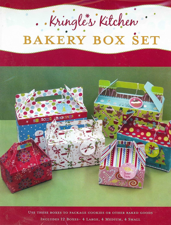Kringles For Christmas.Amazon Com Kringle S Kitchen Christmas Holiday Treat Bakery
