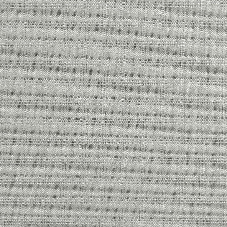 Beautissu Cuscino Lounge da Esterno XLuna Comoda Seduta 40x40x10cm Grigio per mobili e Arredamento da Giardino