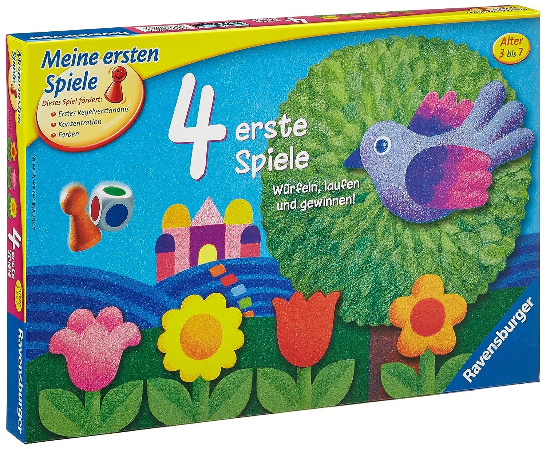 Ravensburger 21417 - 4 erste Spiele: Amazon.de: Spielzeug