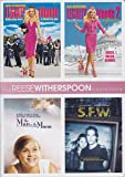 The Reese Witherspoon Collection (Legally Blonde / Legally Blonde 2: Red, White and Blonde / Man In The Moon / SFW)
