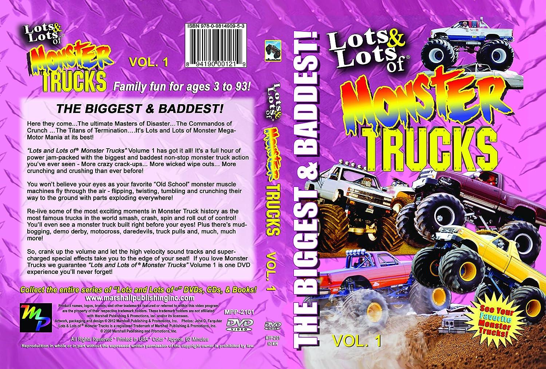 100 Monster Jam Trucks List Monster Mutt Dalmatian
