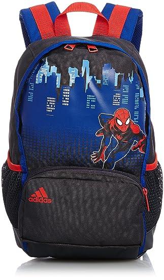adidas Kid s Performance Marvel Spiderman Backpack - Multi-Colour ... 945abddfdb77c
