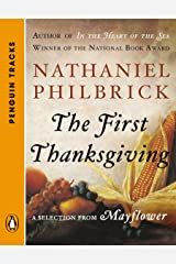 The First Thanksgiving: A Selection from Mayflower (Penguin Tracks) Kindle Edition