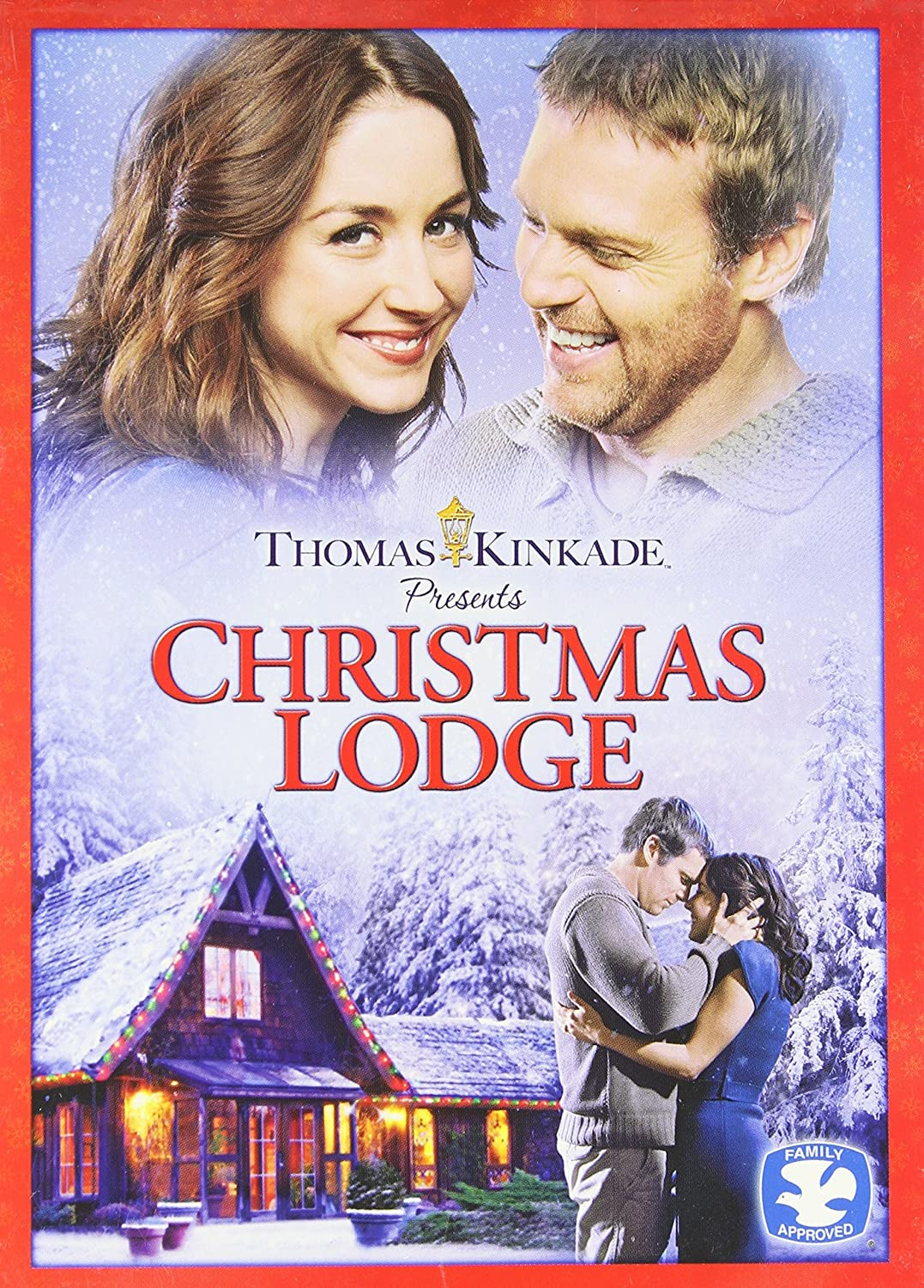 Image result for Christmas Lodge