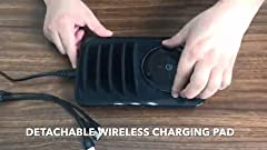 Amazon.com: XDesign 10W Wireless Charger Compatible iPhone ...