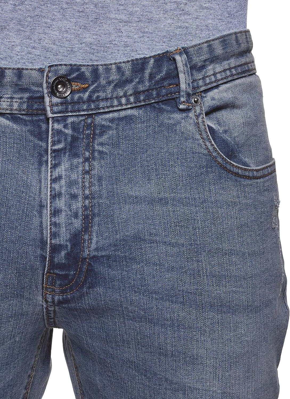 oodji Ultra Uomo Jeans con Orlo Grezzo