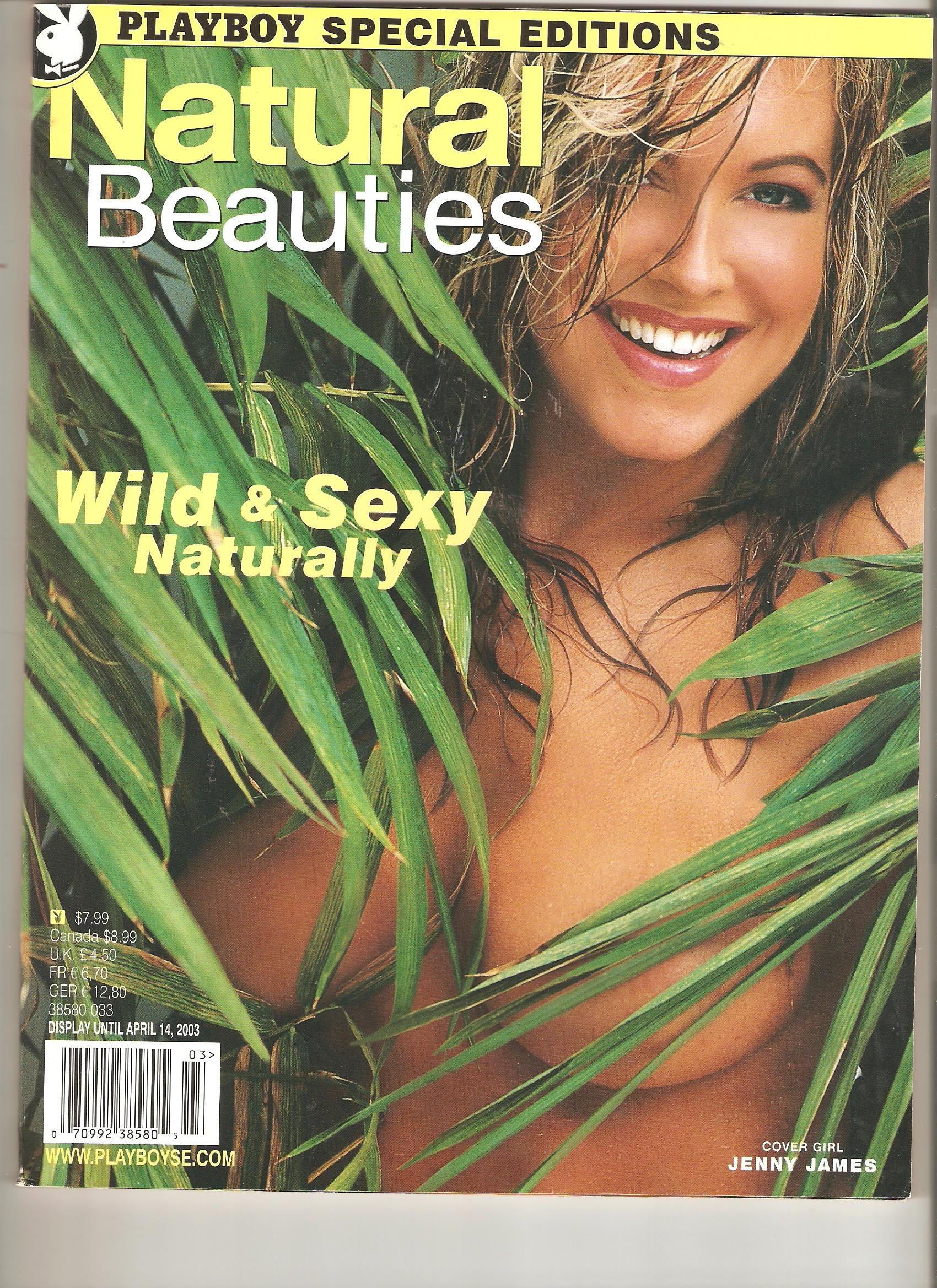 Read Online Playboy's Natural Beauties Magazine, March, 2003 pdf epub