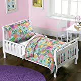 Dream Factory Mermaid Castle Comforter Set, Toddler, Pink
