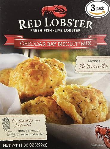 Red Lobster Cheddar Bay Biscuit Recipe