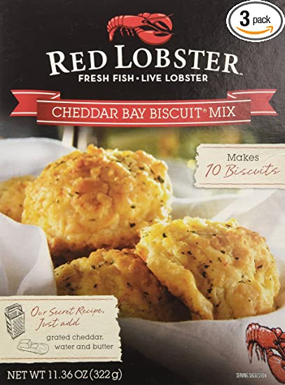 Red Lobster, Cheddar Bay Biscuit Mix, 11.36oz Box (Pack of 3) on burger king application form, red lobster fries, red robin job application form,