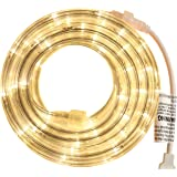 Amazon 18 everstar flexible rope led lighting great for persik rope light for indoor and outdoor use 18 feet 108 led warm aloadofball Gallery