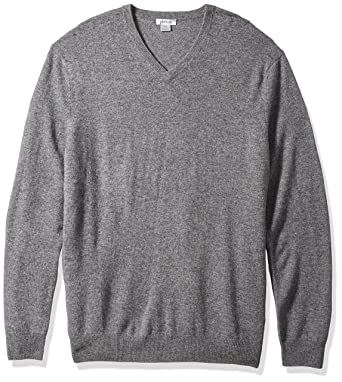 Phenix Cashmere Big And Tall Mens 100 V Neck Sweater At Amazon