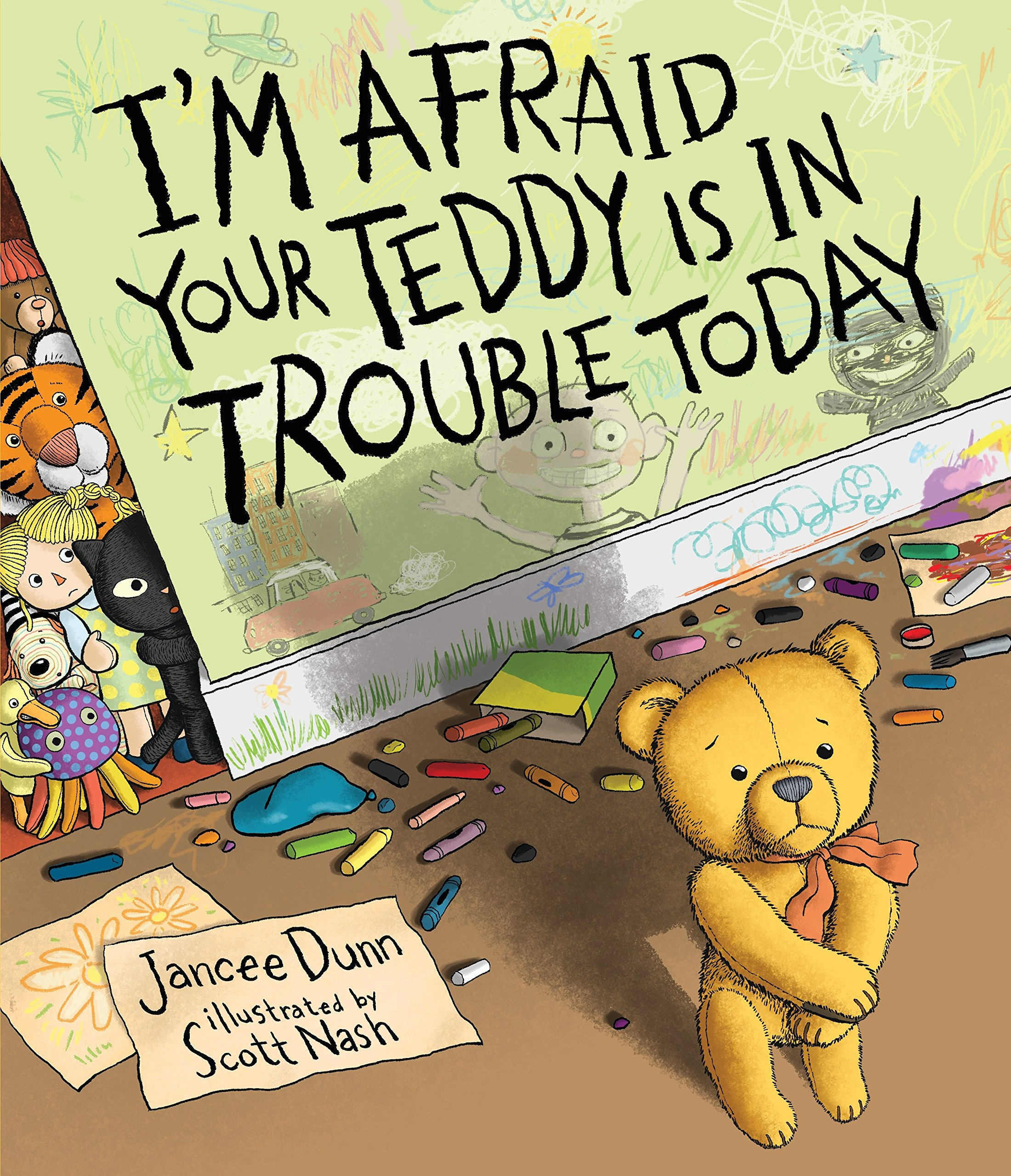 Download I'm Afraid Your Teddy Is In Trouble Today pdf epub