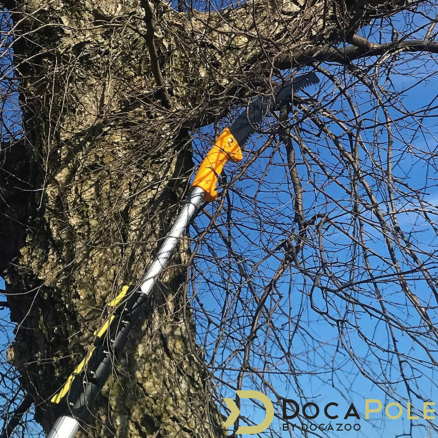 DocaPole 6-24 Foot Pole Pruning Saw