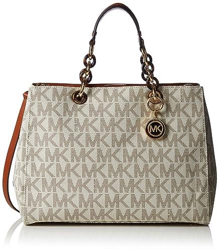 Michael Kors Cynthia PVC Shoulder Bag for Women  Amazon.in  Shoes   Handbags 8535d63f75cc2