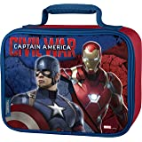Thermos Soft Lunch Kit, Captain America Civil War