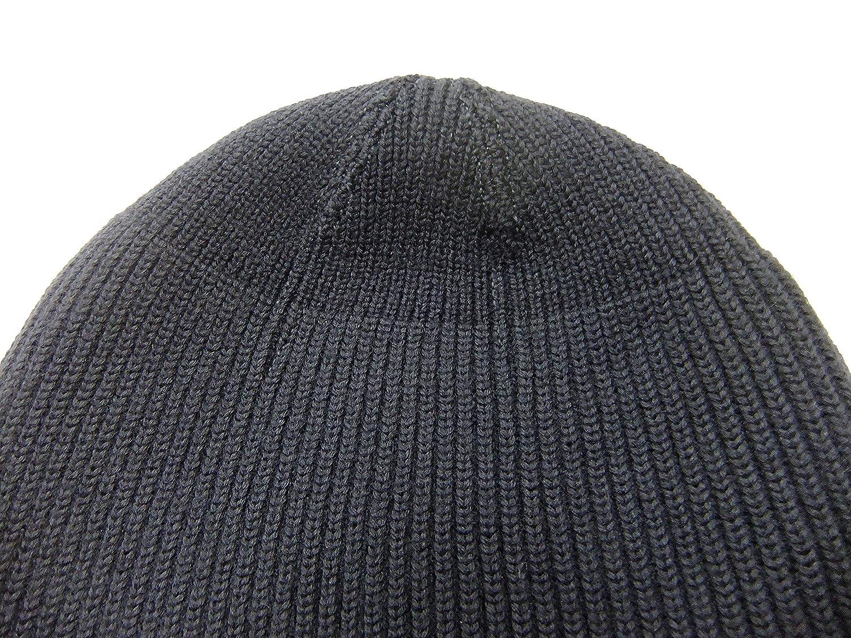 d21bc240297 Buzz rickson men us navy watch cap stencil wool knit winter cap navy blue  one size